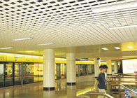 modern Grating Metal Grid Ceiling Construction material For ceiling suspension systems